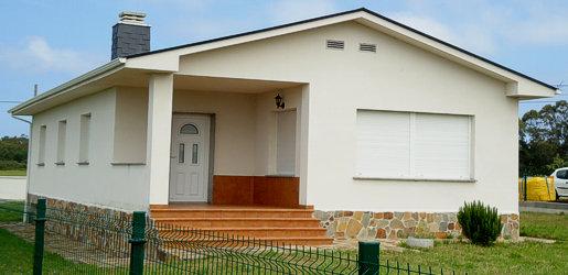 Modelo asturias de 85m2 casas de madera en tenerife y mas for Casas canadienses