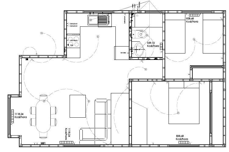 Plano 3 de casa madrid de 125 m2 motorcycle review and - Planos de casas en espana ...