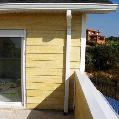 Modelo escorial de 146m2 casas de madera en tenerife y mas - Casas prefabricadas tenerife ...