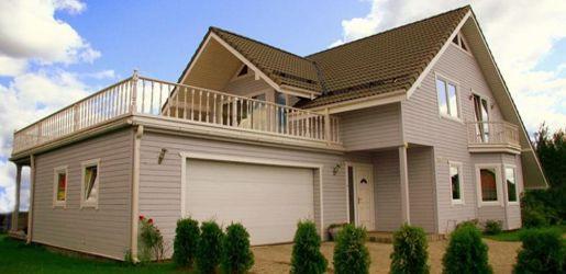 Modelo holanda de 150m2 casas de madera en tenerife y mas for Casas canadienses