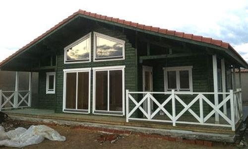 Casas De Madera Mas De 110 M2 Precios Economicos Y Ofertas