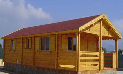 Modelo angeles 64m2 casas de madera en tenerife y mas - Casas de madera tenerife precios ...