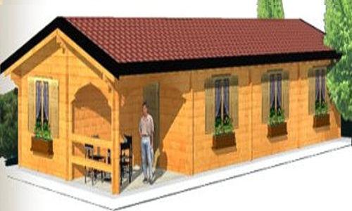 Modelo algeciras 80 m2 casas de madera en tenerife y mas for Tela asfaltica precio m2