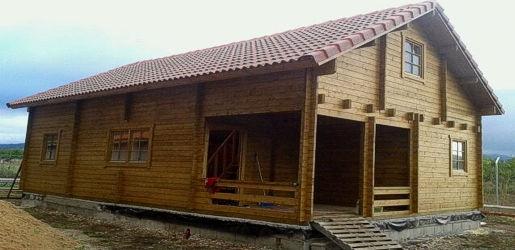 Blog de noticias de casas de madera economicas - Tejas para casas de madera ...
