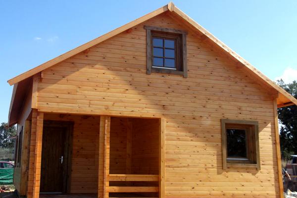 Modelo bola osii 95m2 casas de madera en tenerife y mas - Casas de madera tenerife precios ...