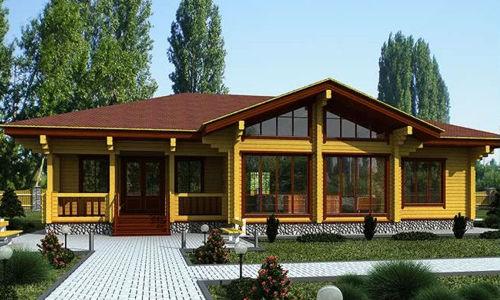 Casas de madera m s de 110 m2 precios econ micos y ofertas - Casas de madera nordicas ...