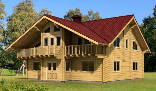 Casas prefabricadas madera casas de madera en oferta for Oferta casa madera