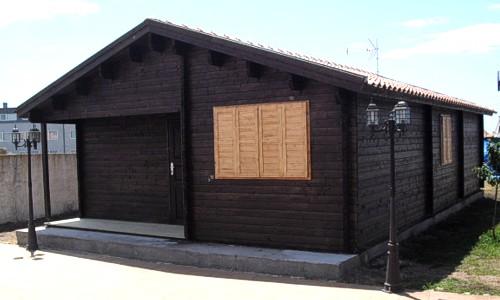 Modelo currubedo 70m2 casas de madera en tenerife y mas - Casas de madera tenerife precios ...