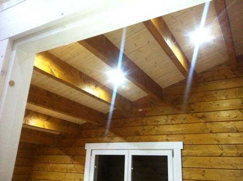 Modelo elisa 135 m2 casas de madera en tenerife y mas - Casas de madera tenerife precios ...