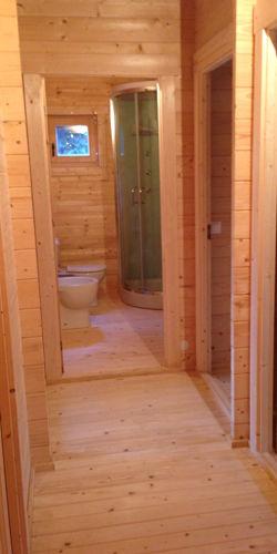 Modelo francia de 160m2 casas de madera en tenerife y mas - Casas de madera tenerife precios ...