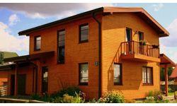 Modelos de 110 a 243 m2 casas de madera en tenerife y mas - Casas de madera en galicia ...