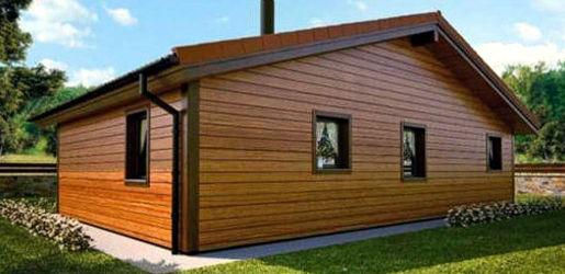 Casas de madera modelo granada de 80 m2 - Casas de madera en granada ...