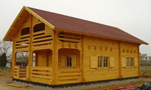 Modelo ja n 108 m2 casas de madera en tenerife y mas for Tela asfaltica precio m2