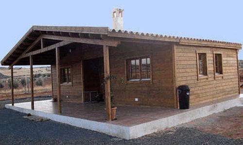 Modelo kristy 1 63m2 casas de madera en tenerife y mas - Casas de madera tenerife precios ...