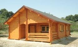 Casas prefabricadas madera casas prefabricadas 72 m2 for Precio de casas de madera prefabricadas baratas