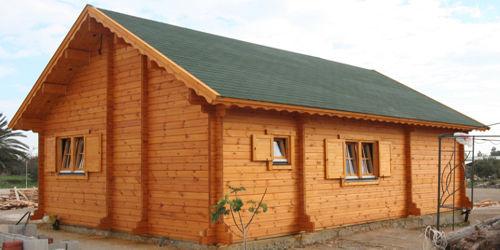 Modelo lindau 72m2 casas de madera en tenerife y mas - Casas de madera tenerife precios ...