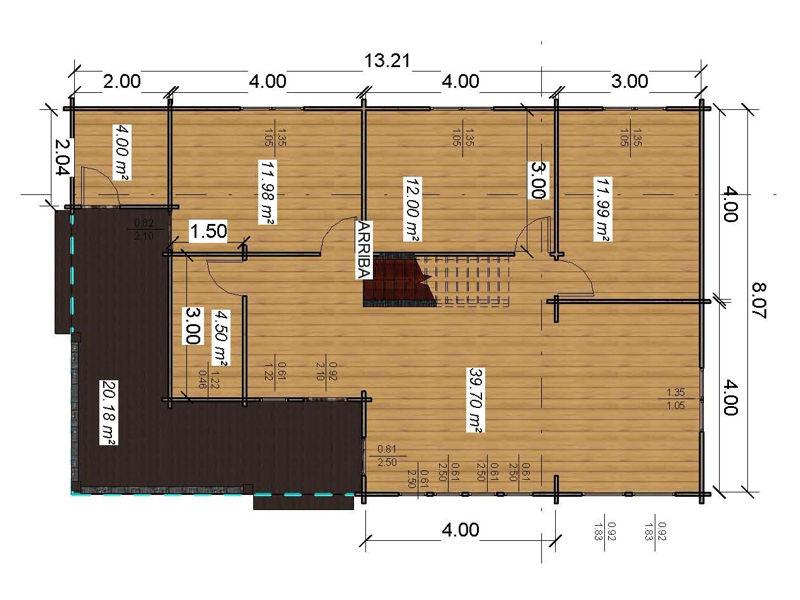 Casas de madera modelo galicia en oferta tattoo design bild - Casas de madera en galicia ...