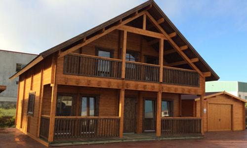 Casas de madera precios econ micos y ofertas - Casas de madera tenerife precios ...