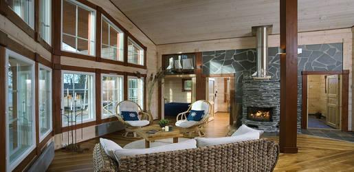 Casas de madera de mas de 110 m2 baratas en oferta for Casa moderna wallpaper