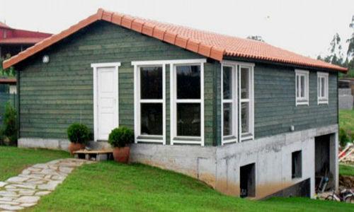 Modelo naron 105 m2 casas de madera en tenerife y mas - Casas de madera tenerife precios ...