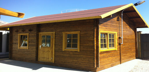 Casas de madera baratas en oferta - Casas economicas de madera ...