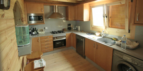 Modelo perello 128 m2 casas de madera en tenerife y mas - Casas de madera tenerife precios ...