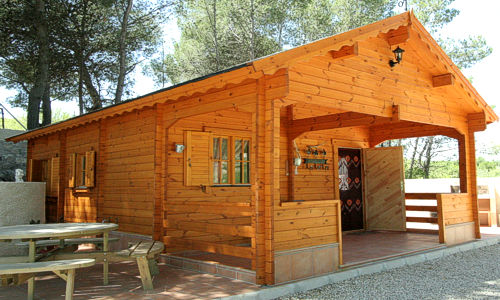 Modelo primavera 42m2 casas de madera en tenerife y mas - Casas de madera tenerife precios ...