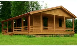 Modelos de 70 a 110 m2 casas de madera en tenerife y mas - Casas prefabricadas tenerife precios ...