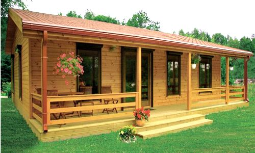 Casas prefabricadas madera casas de madera y precios for Precio de casas de madera prefabricadas baratas