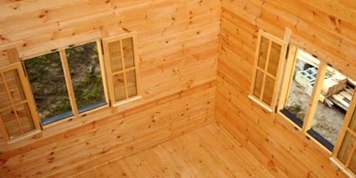 Modelo sevilla 50m2 casas de madera en tenerife y mas - Casas de madera tenerife precios ...