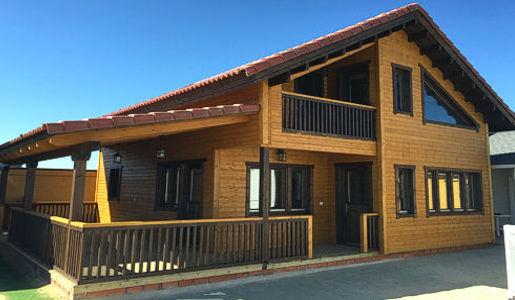 Casas De Madera De 70 M2 A 100 M2 Precios Economicos Y Ofertas