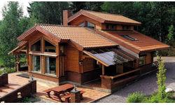 Modelos de 110 a 243 m2 casas de madera en tenerife y mas - Casas de madera tropical ...