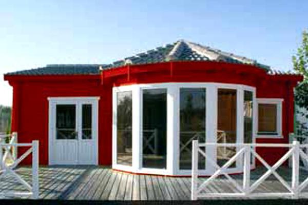 Modelo vitoria 68 m2 casas de madera en tenerife y mas - Casas de madera tenerife precios ...