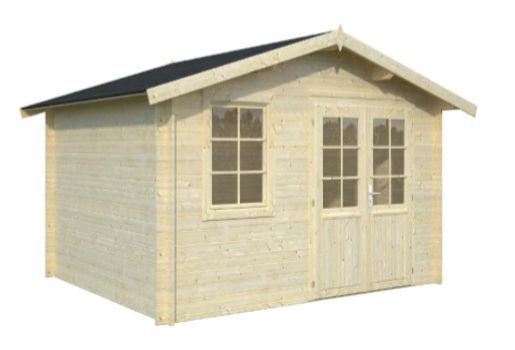 Casetas de jard n y garajes precios econ micos y ofertas for Casetas de madera para jardin baratas segunda mano