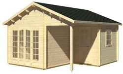 Nuestros casetas de jard n garajes y p rgolas en oferta for Oferta caseta jardin