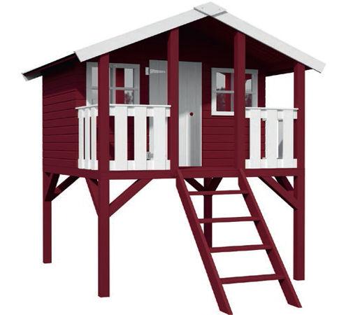 Casas de madera modelo toby de 1 80 x 1 22 1 90 for Casetas de jardin economicas