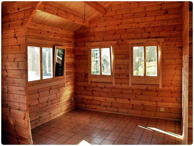 Montage y acabados casas de madera en tenerife y mas - Ver casas de madera por dentro ...