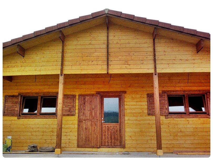 Casa residencial familiar diseno de vivienda economica 160 m2 - Disenos de viviendas ...