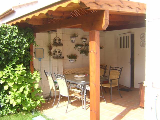 Porches a medida de madera modulares y originales - Porches de madera cerrados ...