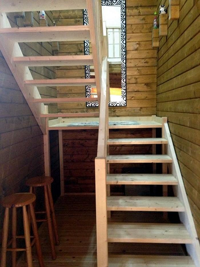 Proceso de montaje de elisa la guardia pontevedra - Casas de madera pontevedra ...